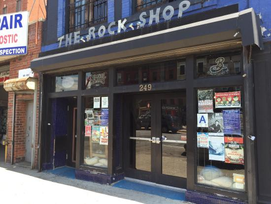 Photo of Restaurant The Rock Shop at 249 4th Ave, Brooklyn, NY 11215, United States