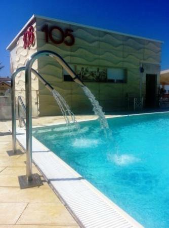 Hotel Astra: piscina idromassaggio