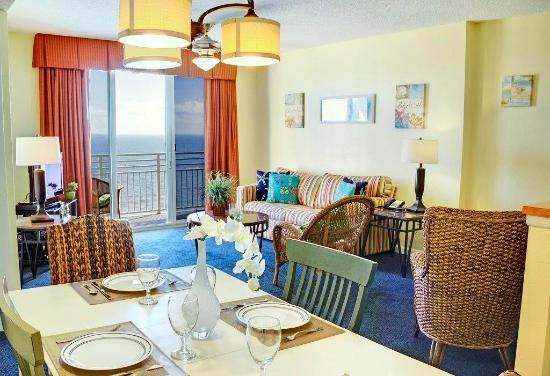 Wyndham ocean walk updated 2018 hotel reviews price comparison daytona beach fl tripadvisor for 2 bedroom hotel suites in daytona beach