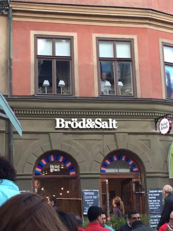 Brod&Salt Hammarby Sjostad
