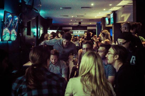 Gaming Bar Canberra