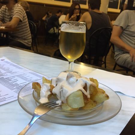 Bar Roure : Fantastisk lille hyggeligt gemmested med rigtig lækker mad..... Kan klart anbefales... Dog skal