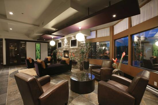 Sandman Hotel Penticton: Lobby