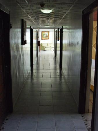 Gran Hotel Nacional: hallway