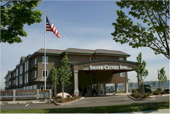Silver Cloud Inn Tacoma - Waterfront: Exterior