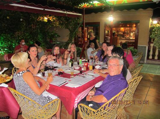 Restaurante Venezia Da Luigi: Friends