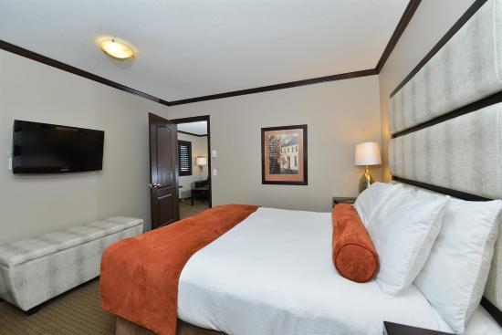 Prestige Hotel Vernon: Suite