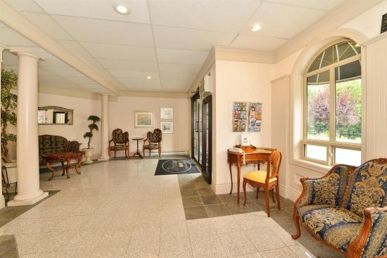 Prestige Inn Nelson: Lobby view