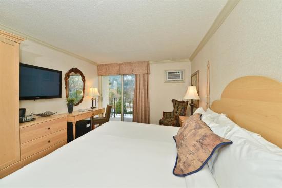 Prestige Inn Nelson: Guest room
