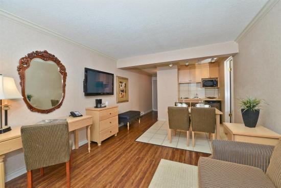 Prestige Inn Nelson: Suite