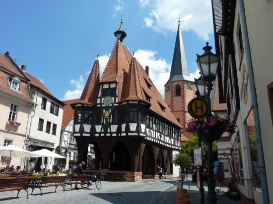 Michelstadt, Allemagne : 市庁舎