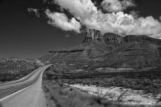 Guadalupe Mountains National Park, TX: El Capitan