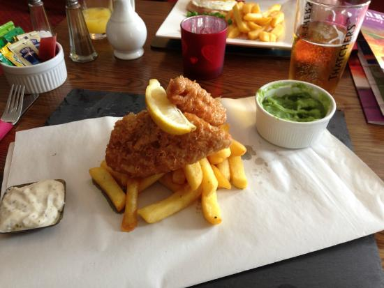 The Labour In Vain: fish and chips £4.99