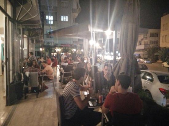 ghetto ニコシア ghetto cafe restaurantの写真 トリップアドバイザー