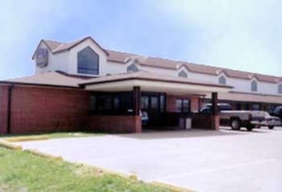 Marysville Surf Motel: Exterior