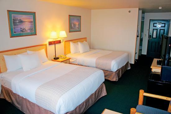 La Quinta Inn & Suites Belgrade / Bozeman Airport: Guest Room