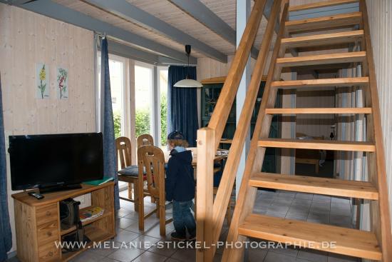 Ferienpark Mirow: Innen im Haus