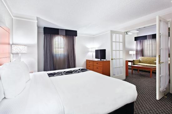 La Quinta Inn Champaign: Suite