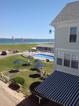 Ocean House and Motel : Beach Front rooms