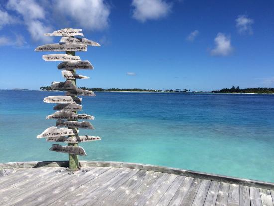 Olhuveli Island: シックス センシズ ラーム