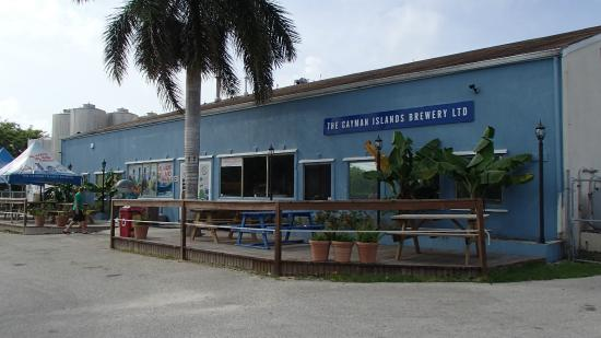 George Town, Grand Cayman: Cayman Islands Brewery