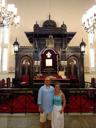 Istanbul Life Jewish Heritage Tours - Senguler Travel Photo