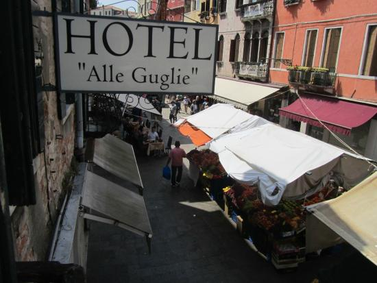 Hotel Alle Guglie: A great little hotel