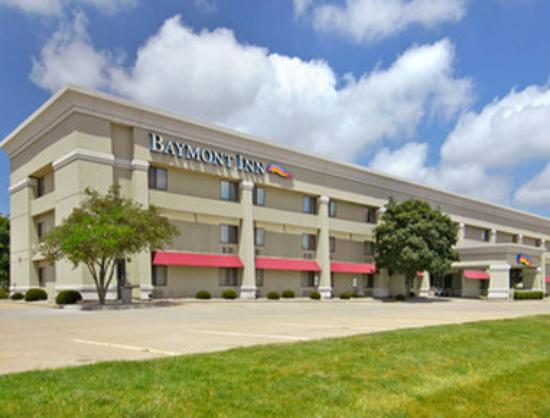 Not so great review of baymont inn suites champaign for The baymont
