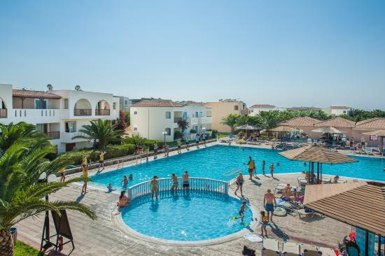 Akti Beach Club Hotel The Main Swimming Pool