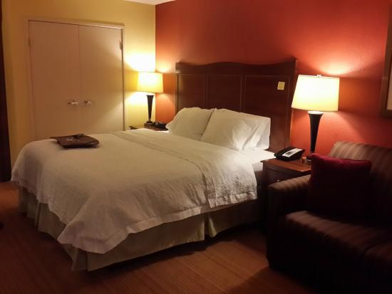 Hampton Inn Baltimore / White Marsh: Room 218