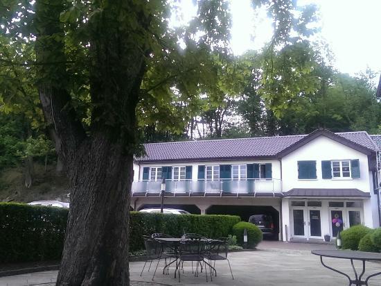 Hotel & Restaurant Die Mühlenhelle - Foto van Die ...