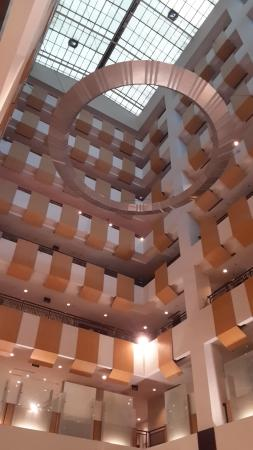 Grand Inna Daira Palembang: The Jayakarta Daira Palembang (rooms floor)
