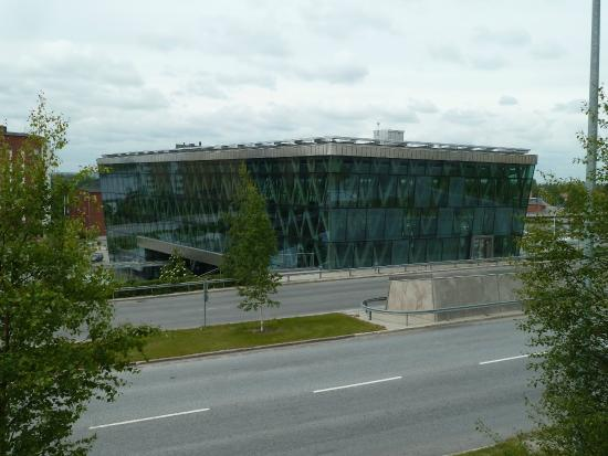 Umea Ostra Railway Station