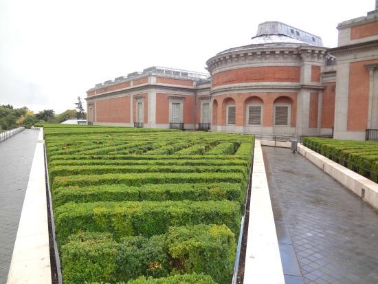 Prado National Museum: Jardins do Museu do Prado!!!