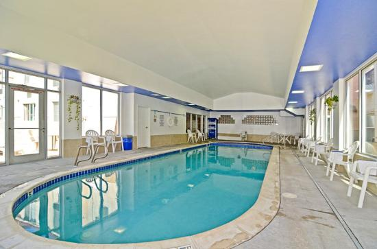 Indoor Pool Hot Tub Picture Of Best Western Executive Inn Suites Colorado Springs