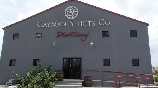 George Town, Grand Cayman: Cayman Spirits