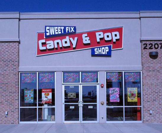 Sweet Fix Candy & Pop Shop