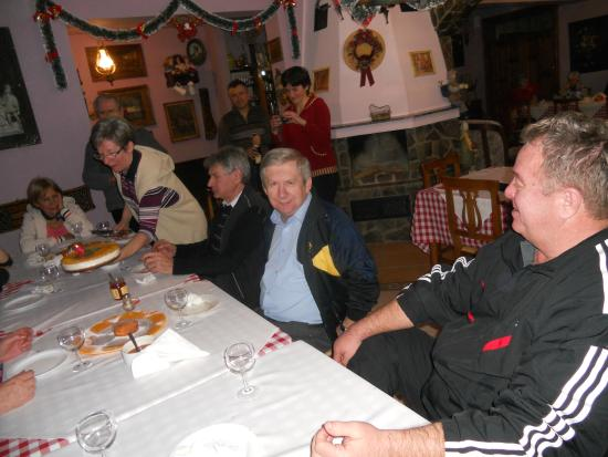 Pietroasa, Roumanie : Torta a 60 éveseknek...