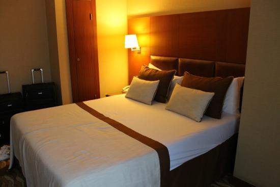 Hotel Vicenza: Foto do Quarto!