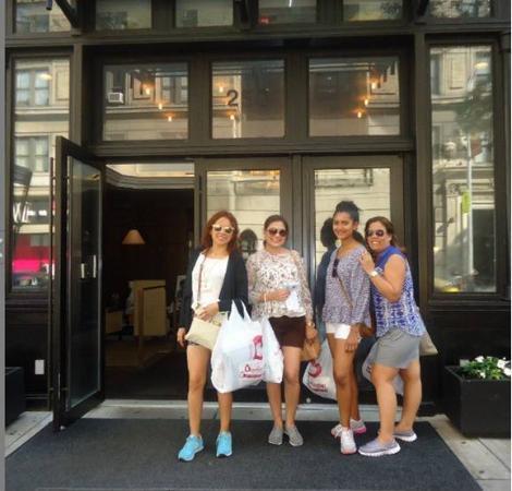 Llegando Picture Of Hotel Belleclaire New York City Tripadvisor
