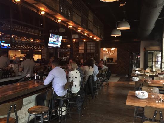 Houston branchement bars