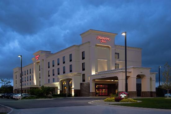 Hampton Inn Indianapolis Northwest - Park 100: Hotel Exterior