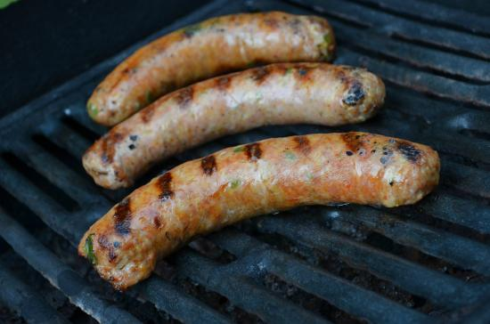 "Mac's Market & The Gridiron: ""Our Own"" Italian Sausage"
