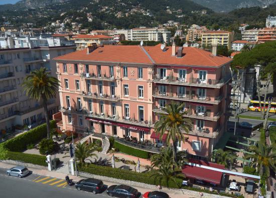 Best Western Hotel Prince De Galles : Exterior