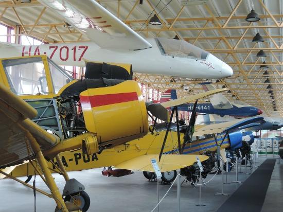Budapest Aviation Museum, Varosliget Park