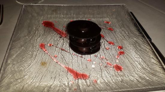 Tortino cioccolato amarene picture of paolo teverini - Bagno di cioccolato ...