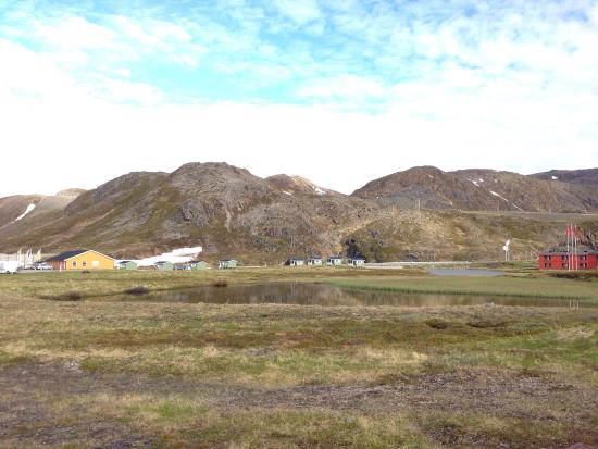 Nordkapp Camping : Cottage