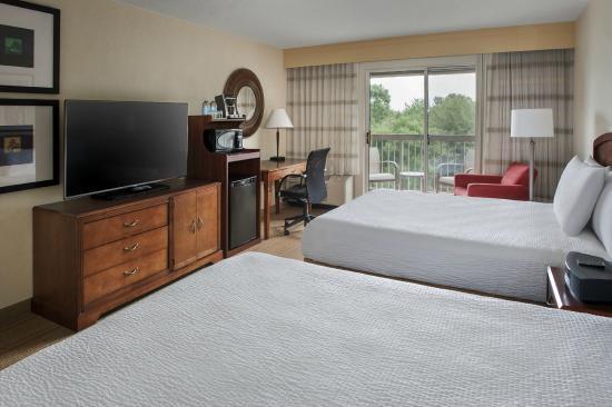 Courtyard by Marriott Basking Ridge: Queen Queen