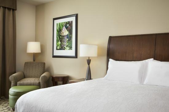 Hilton Garden Inn Bettendorf / Quad Cities: Our Garden Sleep System  Provides The Perfect Balance