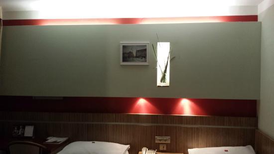 Hotel Vaka: pokoj